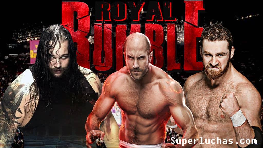 Cinco apuntes que nos dejó Royal Rumble (2017)  — Romanicidio incluido 15