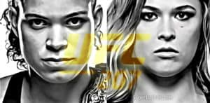 UFC 207: Nunes vs. Rousey (30/12/2016) - ¡La Reina está de Regreso! 8