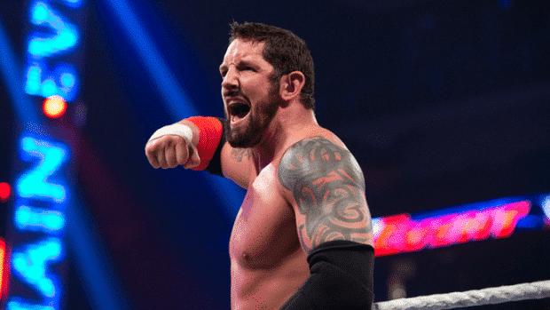 Cuando Wade Barrett odiaba WWE