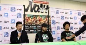 Pro Wrestling NOAH: Quiet Storm lesionado, cancelado el encuentro titular por el Campeonato de parejas 10