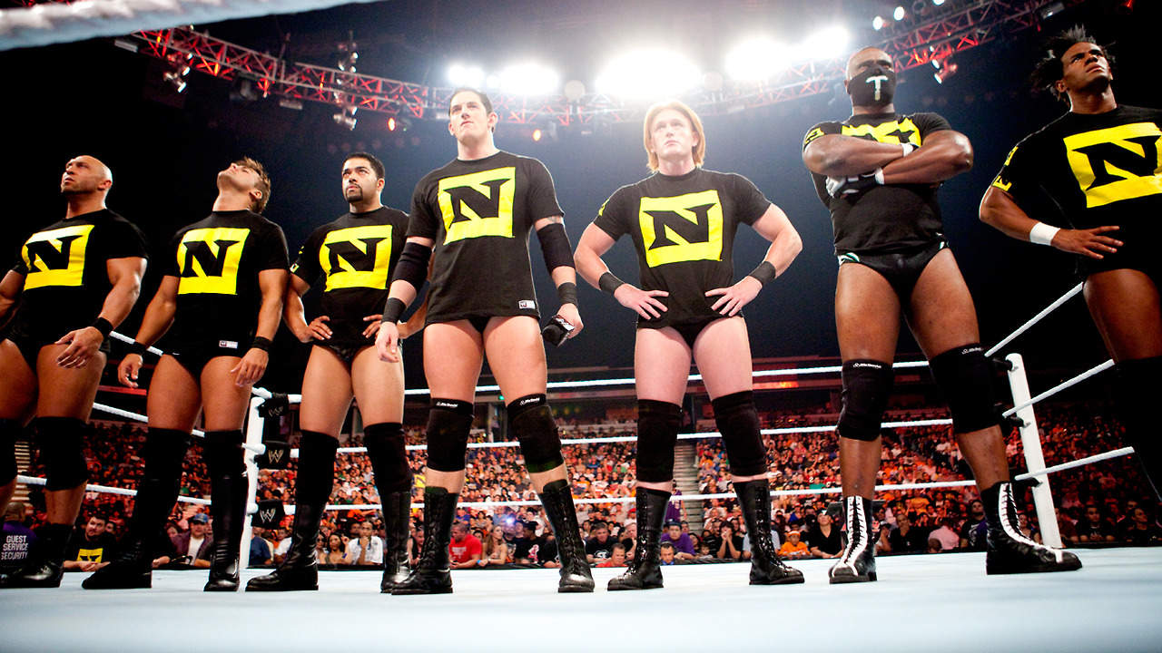 regreso de The Nexus a WWE
