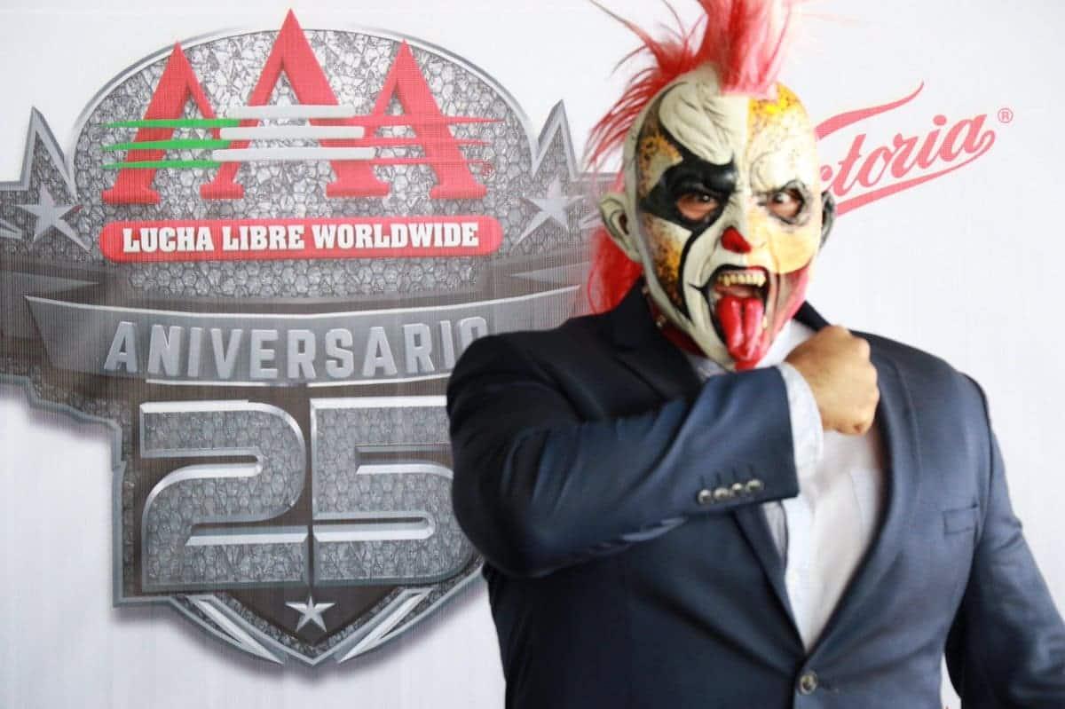 AAA: Disponibles los boletos para Triplemanía XXV en la Arena Ciudad de México 1