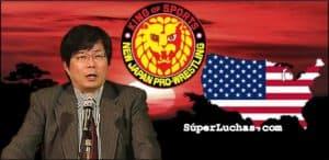 """NJPW - """"Wrestle Kingdom 11 fue un éxito; hay planes para crear una filial en los Estados Unidos"""":Takaaki Kidani 21"""