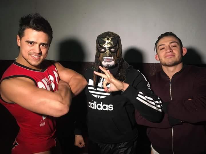Penta 0M, Daga y Garza Jr. ya NO serán Perros del Mal, todo indica que el concepto se quedaría en Triple A 1