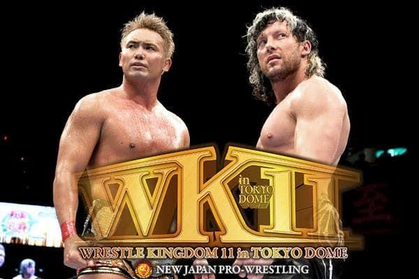 Premios Wrestling Observer 2017: NJPW mantiene la supremacía 3