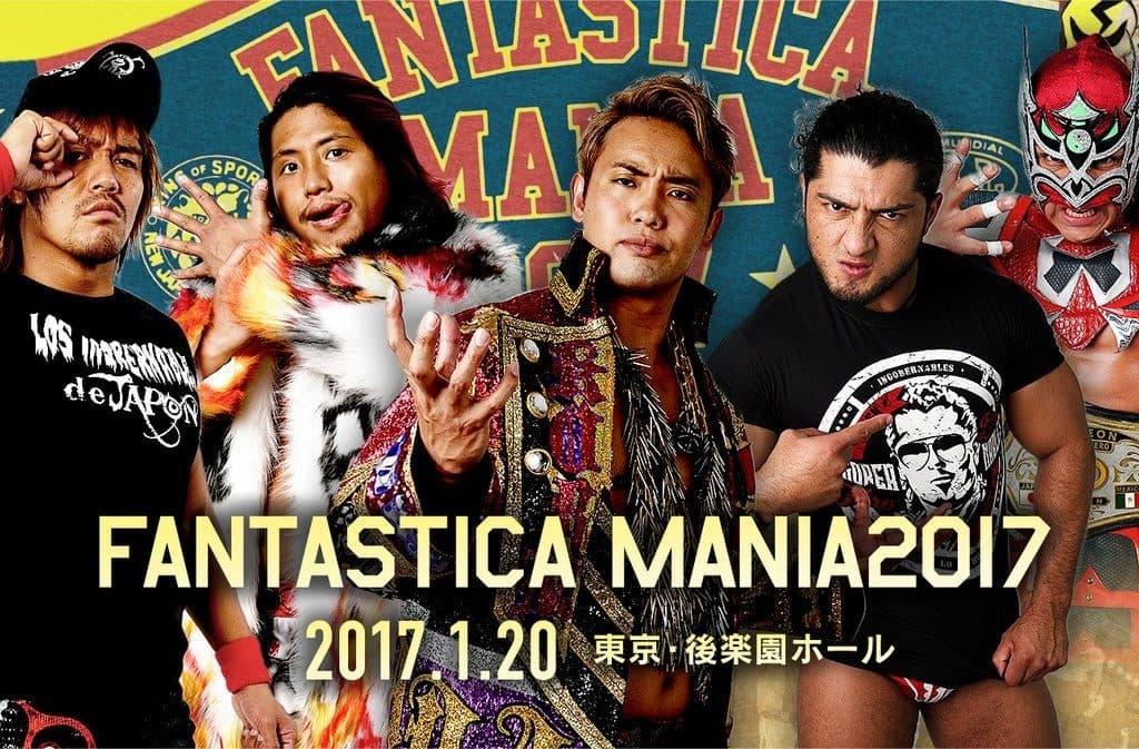 """NJPW/CMLL: Resultados """"Fantasticamanía 2017"""" - 20/01/2017 - Dragon Lee defiende su cetro pero sufre el artero ataque de Hiromu Takahashi 8"""