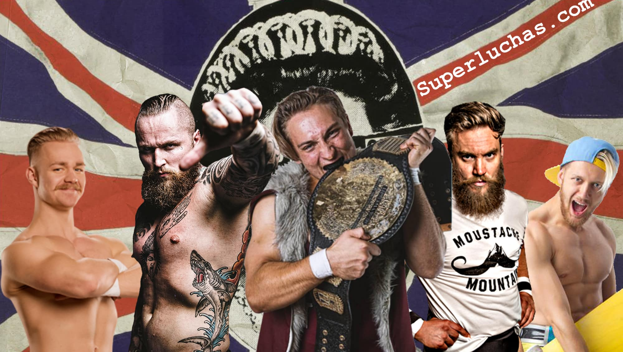 NXT, 205 Live y el elenco británico deben unirse 1