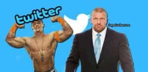 John Cena, Triple H y WWE hackeados en Twitter por OurMine (28/01/2017) / SÚPER LUCHAS - SuperLuchas.com