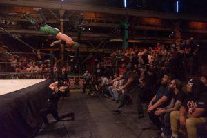 Lucha Underground: Resultados Temporada 3 Capítulo 19 — Matanza acaba con Dragón Azteca Jr. 9