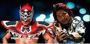 Hiromu Takahashi podría haberse roto el cuello contra Dragon Lee 5