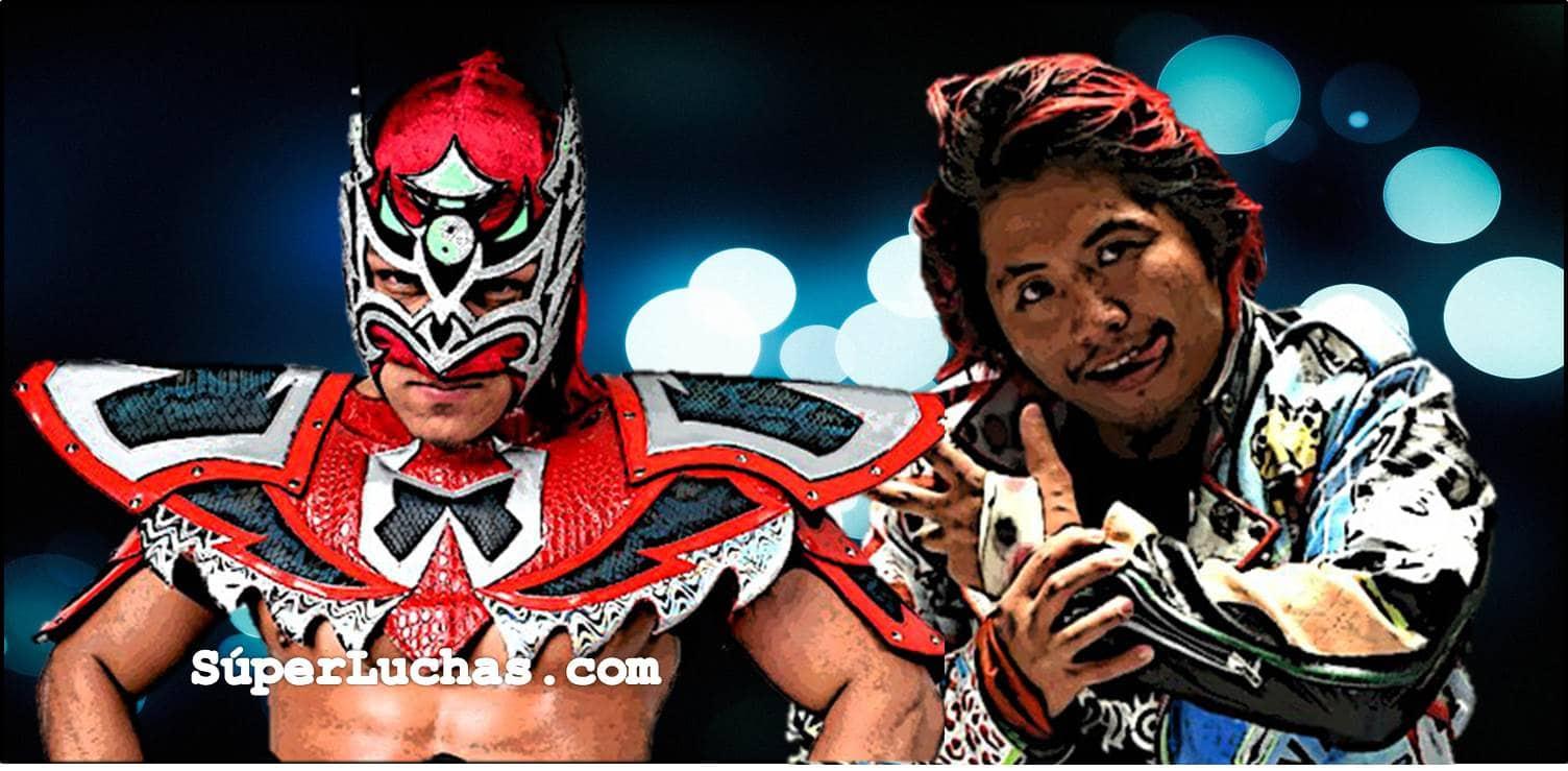 Hiromu Takahashi podría haberse roto el cuello contra Dragon