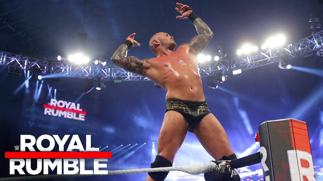 Randy Orton GANADOR del WWE Royal Rumble 2017 (29/01/2017) / YouTube.com/WWE