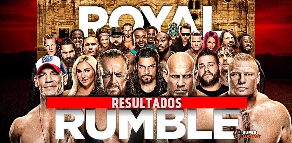 WWE Royal Rumble 2017 (Cobertura y resultados) - ¡Randy Orton gana el Royal Rumble! - ¡John Cena es 16 veces campeón mundial! 1