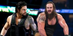 Roman Reigns vs. Braun Strowman en planes para WWE WrestleMania 33 (Enero, 2017) / SÚPER LUCHAS - SuperLuchas.com