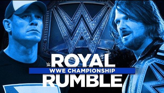 WWE Royal Rumble 2017 (Cobertura y resultados) - ¡Randy Orton gana el Royal Rumble! - ¡John Cena es 16 veces campeón mundial! 18