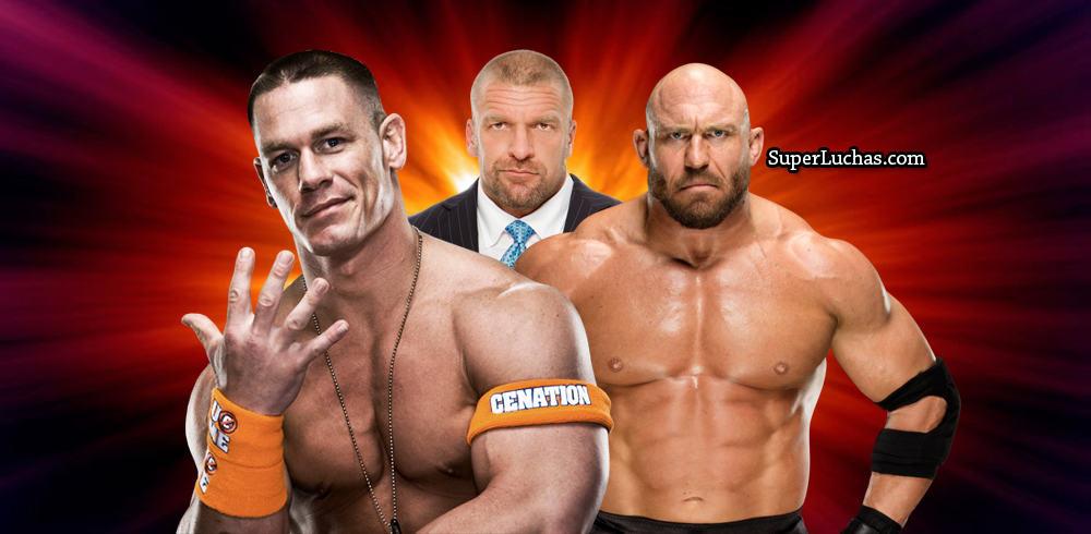 Ryback dice que John Cena es un veneno y Triple H el antídoto en la lucha libre / SÚPER LUCHAS - SuperLuchas.com