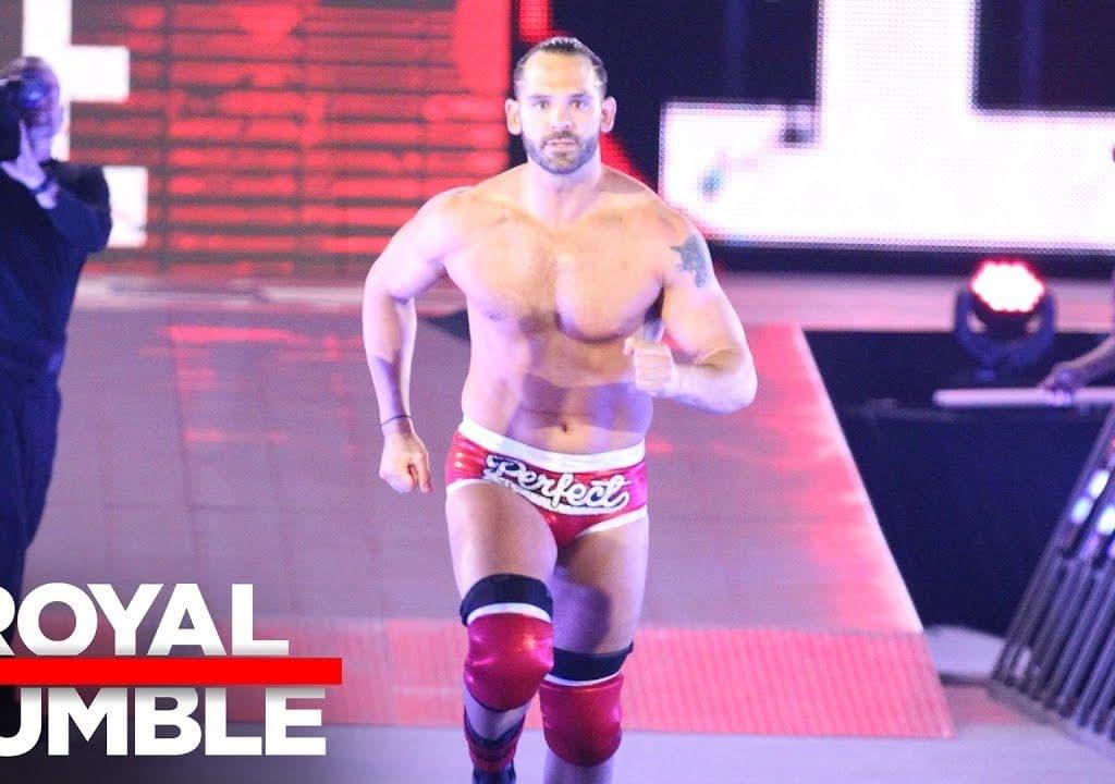 Tye Dillinger DEBUTA en el WWE Royal Rumble 2017 (29/01/2017) / WWE©