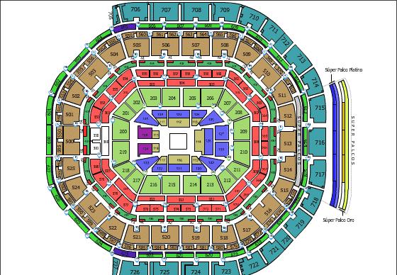 AAA: Disponibles los boletos para Triplemanía XXV en la Arena Ciudad de México 3