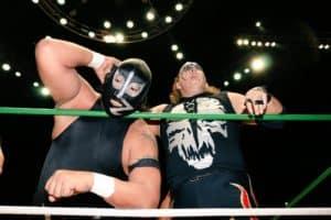El Terrible y Rayo de Jalisco Jr., hacen estallar la Arena México 54