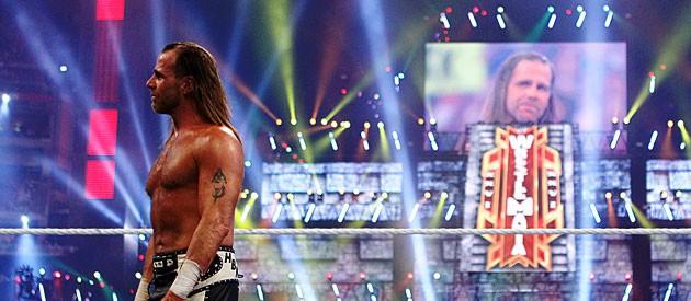 """Shawn Michaels sobre trabajar en el Performance Center: """"Sólo es cuestión de tiempo"""" 4"""