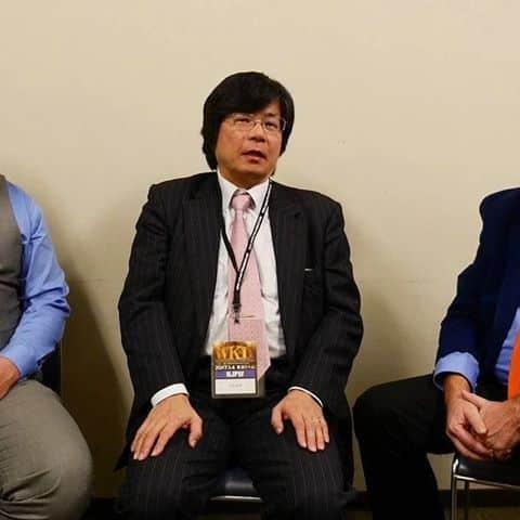 """NJPW - """"Wrestle Kingdom 11 fue un éxito; hay planes para crear una filial en los Estados Unidos"""":Takaaki Kidani 3"""
