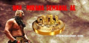 CMLL: Una mirada semanal al CMLL (del 12 al 18 de enero de 2017) - ¡Dragón Rojo Jr. se aferra a Campeonato Mundial Medio del CMLL que lleva 5 años en su poder! 5
