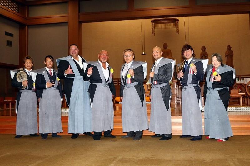 El Setsubun y la tradicional reunión anual del Pro Wrestling japonés 31