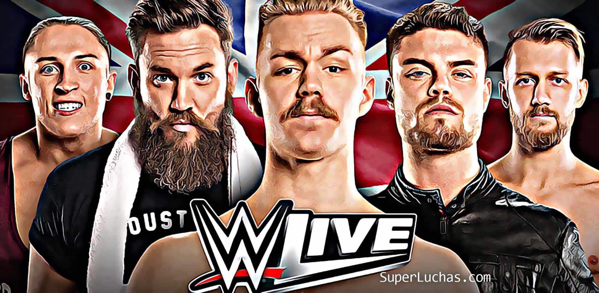 NXT, 205 Live y el elenco británico deben unirse 6