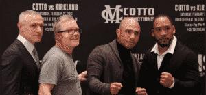 Miguel Cotto no peleará el 25 de febrero 2