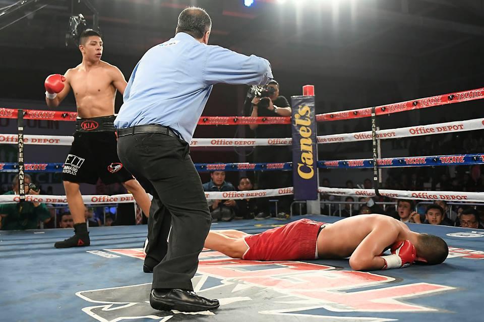 González y Munguía vencieron en las peleas previas a Nava-Lozano 1