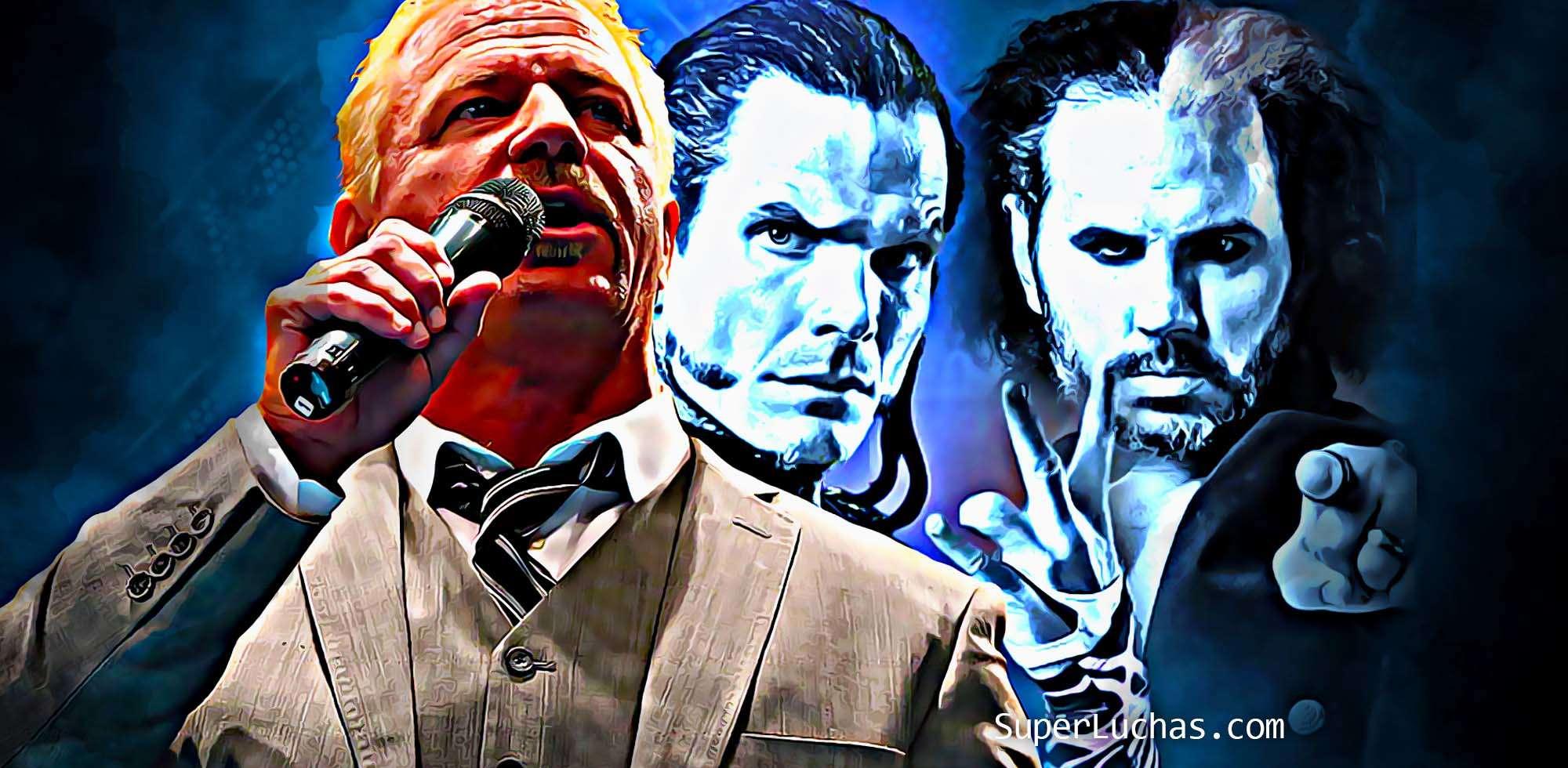 """Jeff Jarrett se despide de los Hardy y Galloway: """"El negocio SIEMPRE está cambiando"""" 4"""