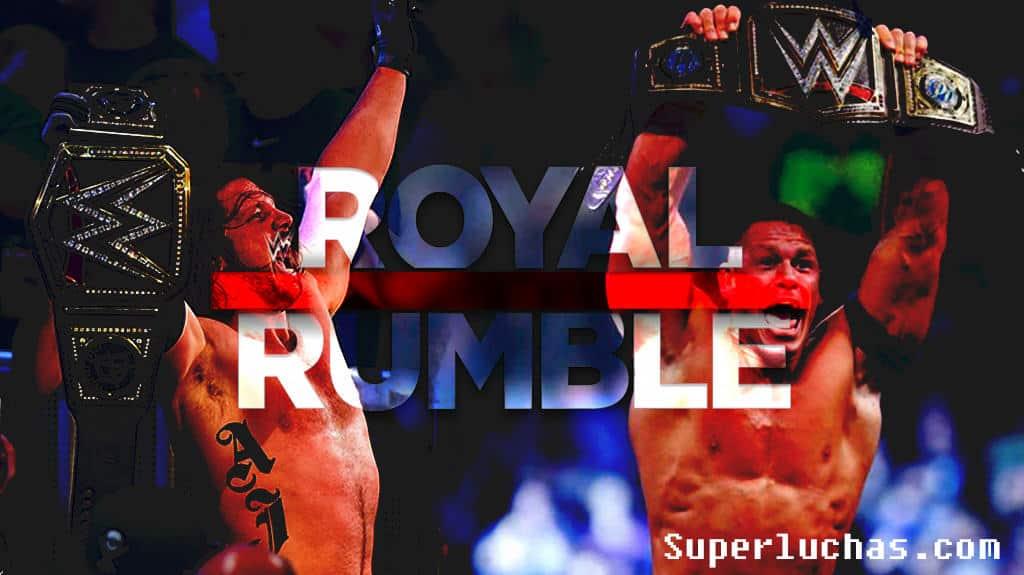 Dave Meltzer da su veredicto sobre John Cena vs. AJ Styles en Royal Rumble (2017) — ¿Cuántas estrellas recibió? 2