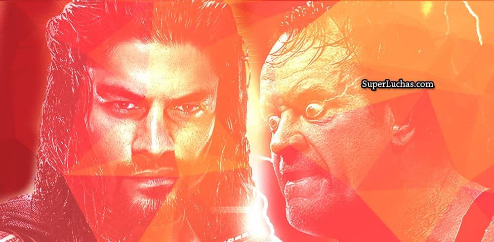 Roman Reigns vs The Undertaker en WWE WrestleMania 33 (02/0472017) podría ser la última lucha de The Undertaker / SÚPER LUCHAS - SuperLuchas.com