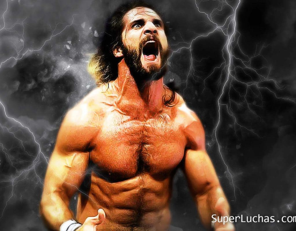 "Corean ""Burn It Down!"" en EVOLVE 107 - Seth Rollins responde 1"