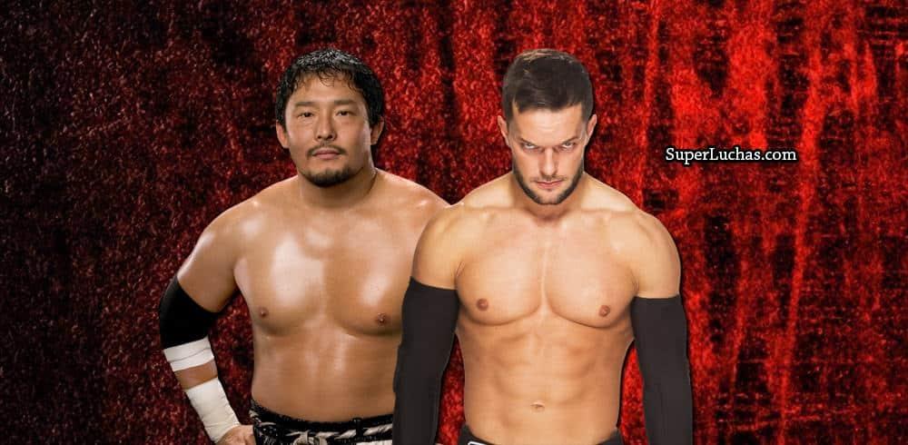 Tajiri y Finn Bálor podrían regresar a WWE de sus lesiones en febrero o marzo de 2017 / SÚPER LUCHAS - SuperLuchas.com