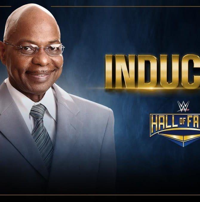 Teddy Long Exaltado al WWE Hall of Fame Class 2017 / WWE.com