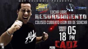 W.A.T Lucha Libre Colombia: El Resurgimiento — ¿Por qué es importante apoyar la lucha libre nacional? — ¿Quieres que vengan ex Superestrellas de WWE a Colombia? 30