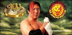 CMLL: Yoshitatsu ya está en México 26