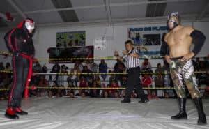 Duelo Polémico, El Hijo de Octagón vs Flamita en San Luis Potosí. 20