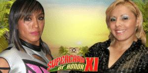 Las Amazonas del Ring, Marcela y Amapola lucharán en RoH 87