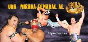 CMLL: Una mirada semanal al CMLL (del 16 al 22 de febrero de 2017) – Último Guerrero y Valiente, segundos finalistas del Torneo Increíble de Parejas; Pierrothito va por el cetro mini; Volador Jr. monarca de oro y más... 28
