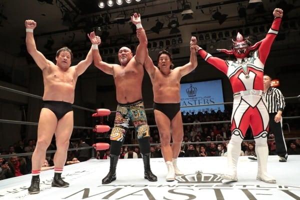 """W-1: Resultados """"Pro Wrestling Masters"""" - 08/02/2017 - Reviviendo las viejas glorias 1"""