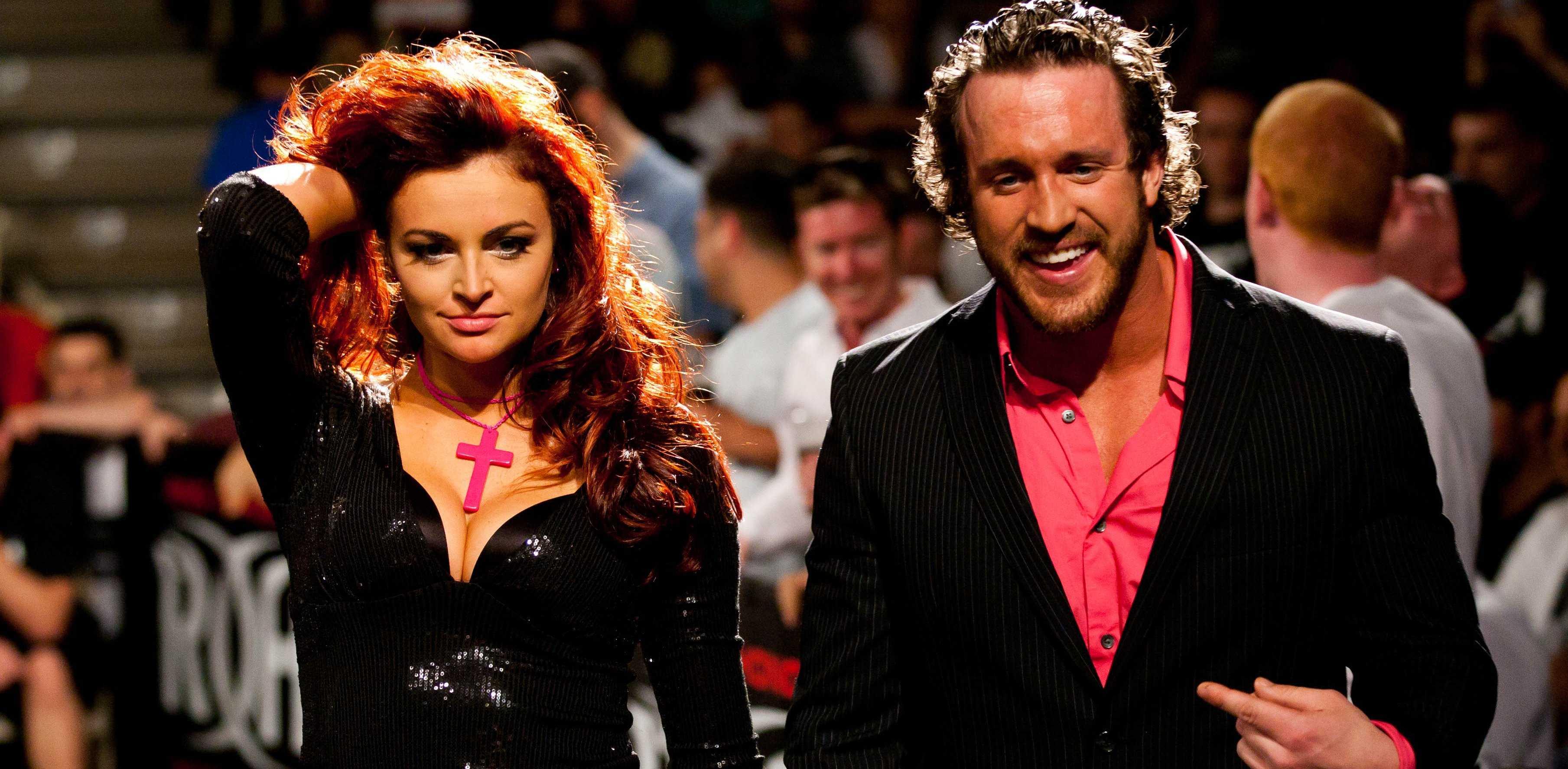 "Dos más a la lista: Mike ""The Miracle"" Bennett y Maria Kanellis-Bennett fuera de Impact Wrestling 3"