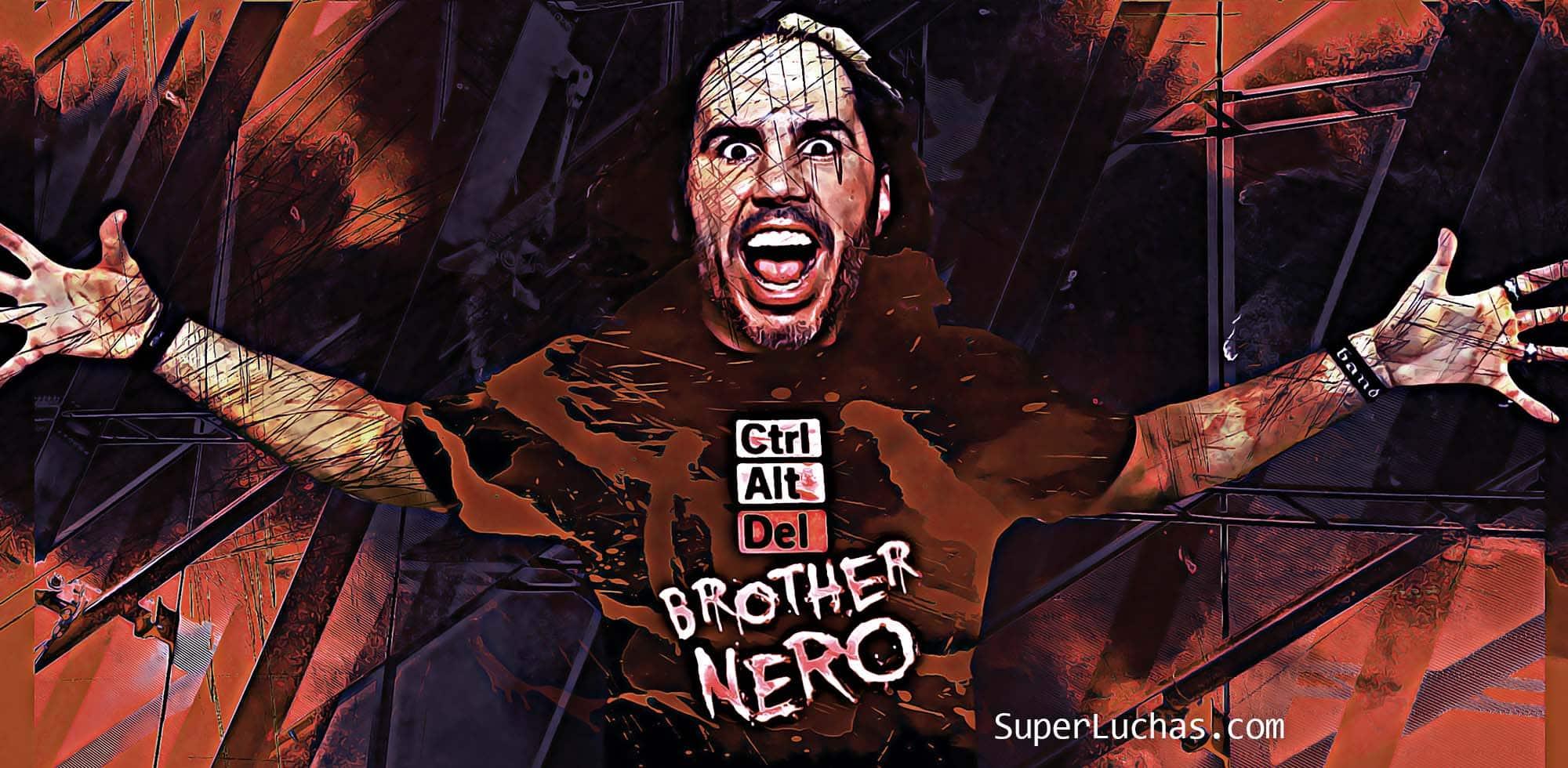 WWE podría utilizar al personaje Broken Matt Hardy en el futuro 1