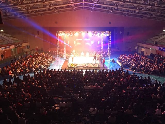 "Dragon Gate: Resultados ""Glorious Gate 2017"" - 19 y 20/03/2017 Jimmy Kagetora gana el Campeonato Open the Brave Gate 39"