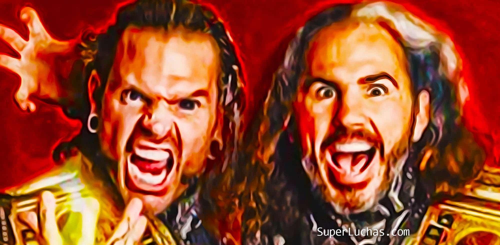 """Matt Hardy ataca a WWE por el """"arresto"""" de Jeff Hardy 20"""