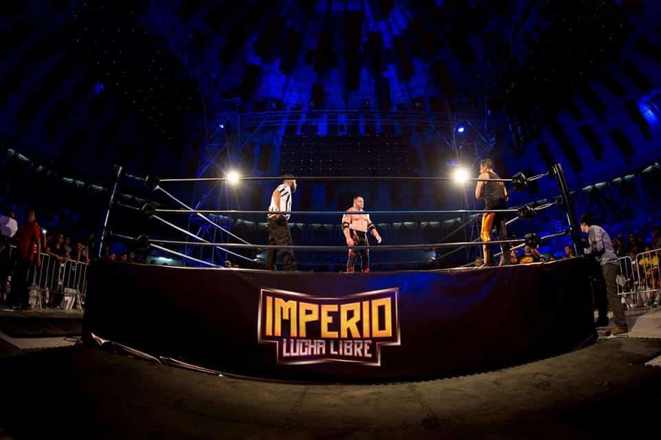 Resultados IMPERIO Lucha Libre - 25/03/2017 - Carlito se convirtió en la cara del resurgimiento de la lucha libre en Perú 23