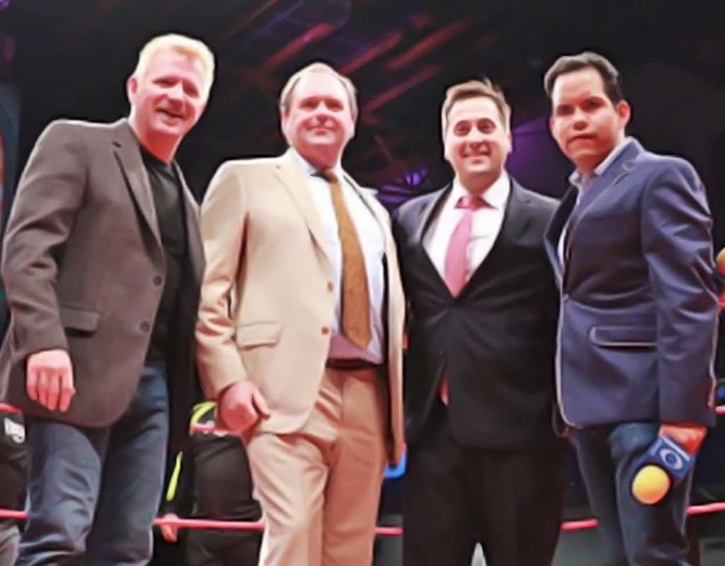 Motivo de la salida de Jeff Jarrett de Impact Wrestling 4