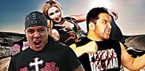 TV Show la Arena: Juventud Guerrera y Halloween recuerdan a Hijo del Perro Aguayo y entrevista a Sexy Dulce 19