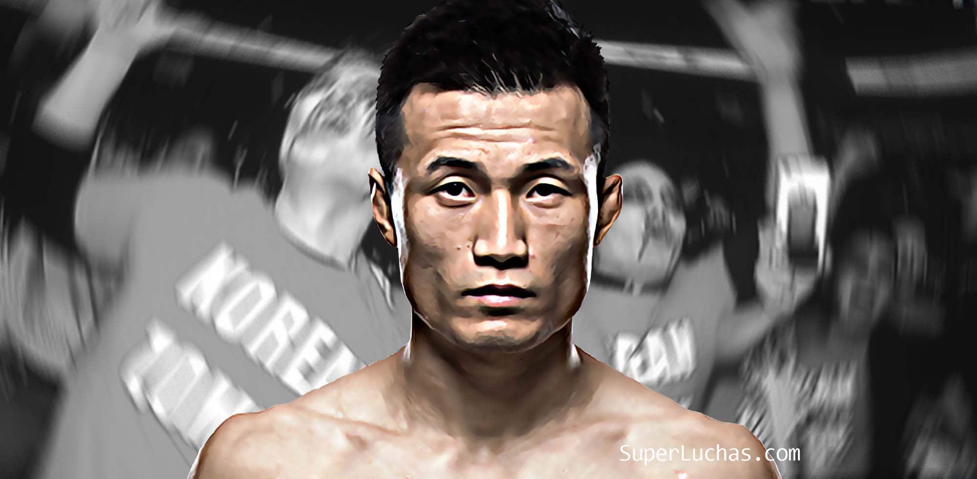Korean Zombie reta a Frankie Edgar para pelea de regreso 4